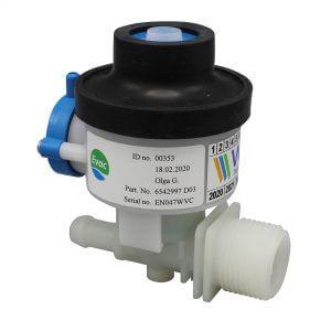 Evac 6542997 Water valve straight
